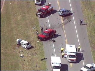4 Killed in Crash Near Tecumseh