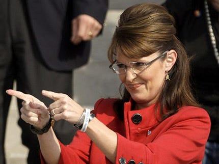 Palin Resigning as Alaska Governor