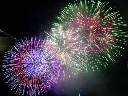 Several July 4 Celebrations Rescheduled