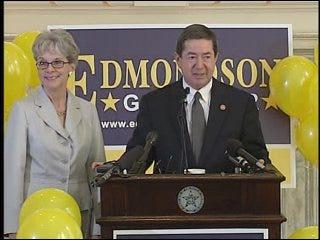 Drew Edmondson to Run for Governor in 2010
