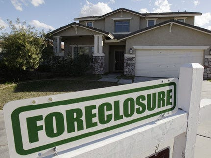 Foreclosures on the Decline in Oklahoma