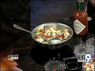 Chef Mee's Ceviche