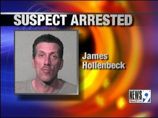 Suspect in Attempted Abduction Arrested