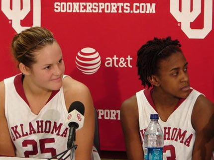 Hand, Robinson Tryout for US Basketball Team