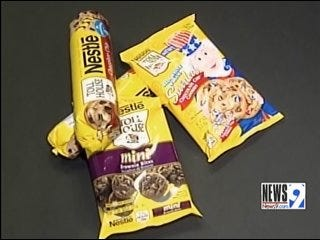 Toll House Cookie Dough Recalled