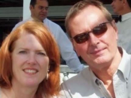 Devon Geologist, Wife Were On Missing Plane