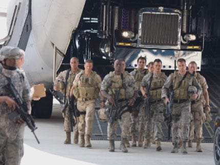 Oklahoma Airmen Star in New Transformers Movie