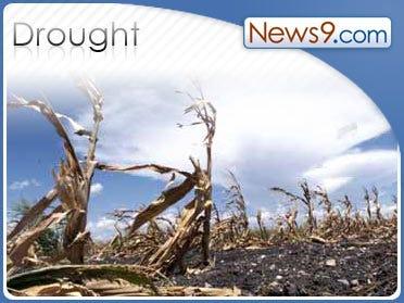 Droughts Ravaging California, Texas