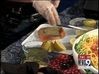 Texas Roadhouse Home Recipe for Salmon