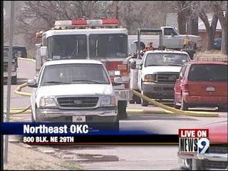 Gas Leak Caused Evacuation