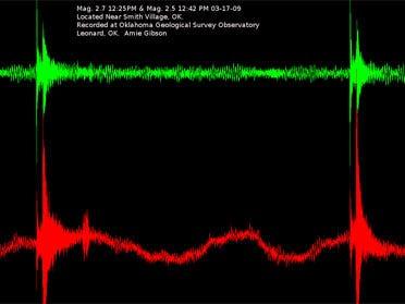 3 Earthquakes Rattle Metro