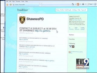 Shawnee Keeps Citizens Informed with Twitter