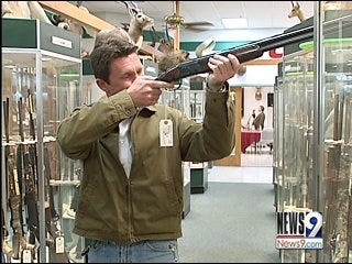 Up in Arms Over Banning Guns
