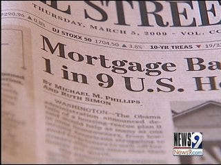 Homeowners Angry Over Stimulus