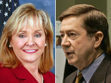 Fallin, Edmondson Lead Polls in Governor's Race
