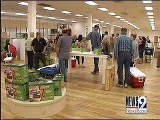 Economy Creates Bargain Shopping