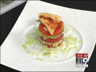 Southwestern Roasted Pepper Salad