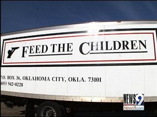 Feed The Children Fires Internal Auditor