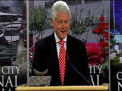 Former President Clinton Joins Memorial Board