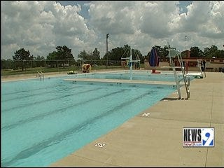 Oklahoma City Pools Splash Into Summer