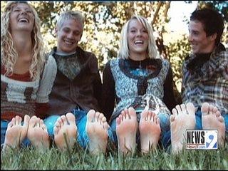 Oklahoma's Quadruplets Turn 18-Years-Old