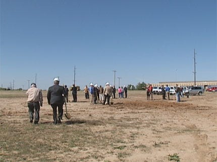 Cleveland County Breaks Ground on New Jail