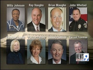 Oklahoma County Commissioners Vote Down Pay Raise