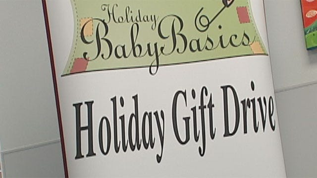Help Donate A Baby Basic To A Child In Need This Holiday