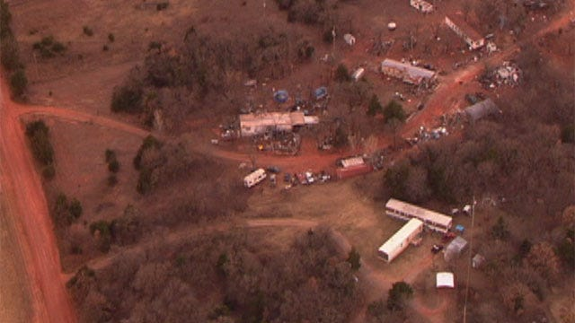 11 Arrested For Child Sexual Abuse, Neglect At Logan County Compound