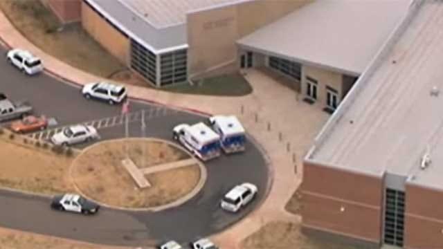 13-Year-Old Girl Suspected Of Bringing Pills To John Marshall High School