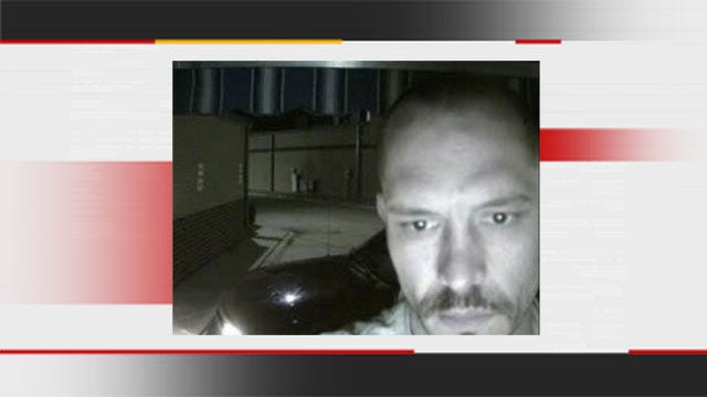 OKC Police Need Help Finding Man Who Tried To Break Into Coin Machine