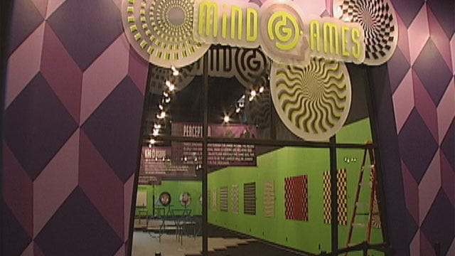 Science Museum Oklahoma Presents 'Mind Games'