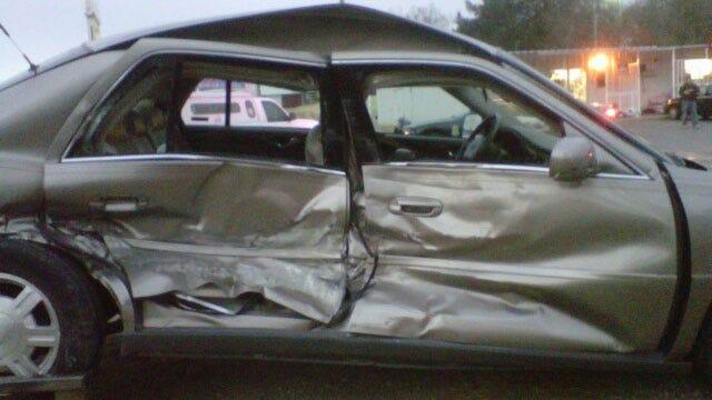 Woman Killed In Harrah Car Accident