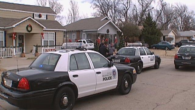 Neighbor Stops Potential Burglary In Northwest Oklahoma City