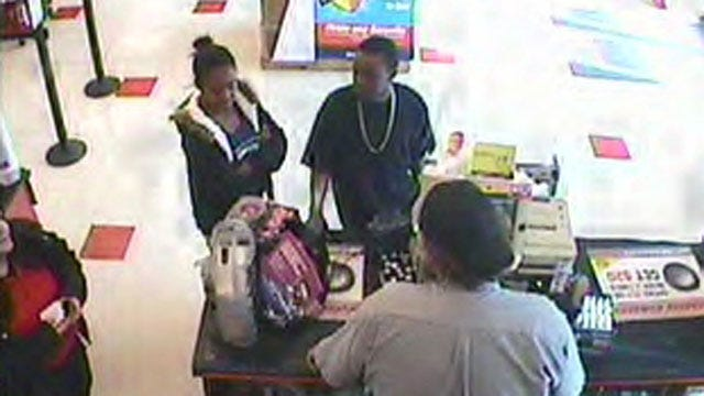 Thieves Use Stolen Credit Cards During OKC Shopping Spree