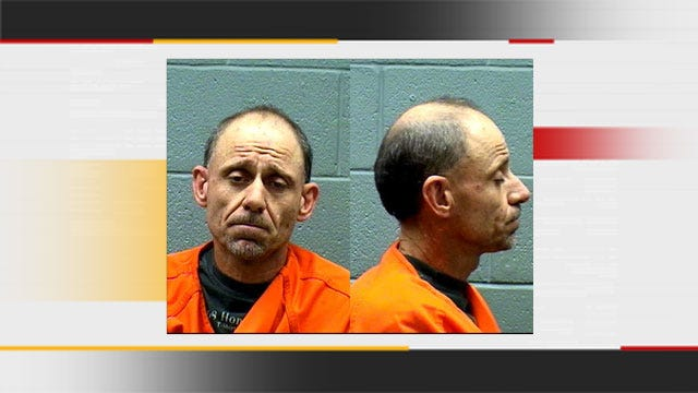 Midwest City Felon Arrested In Copper Theft