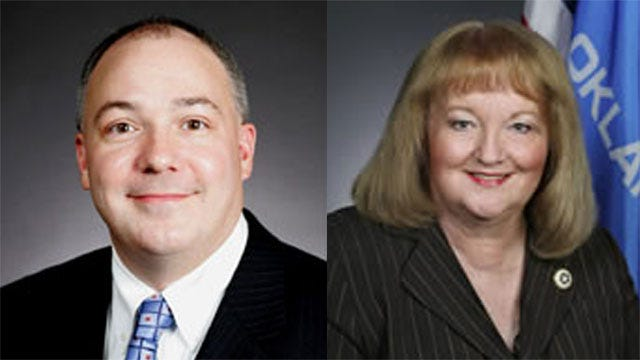 Rep. Randy Terrill, Former Sen. Debbe Leftwich Charged With Bribery