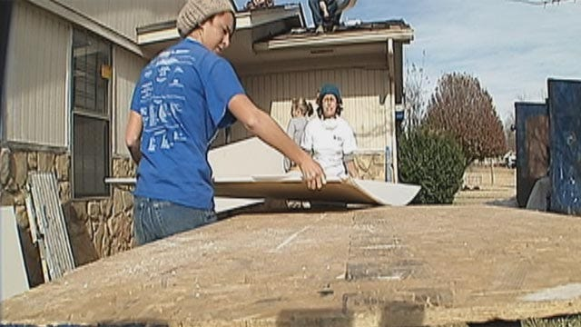 Habitat For Humanity Volunteers Grateful For Oklahoma Hospitality