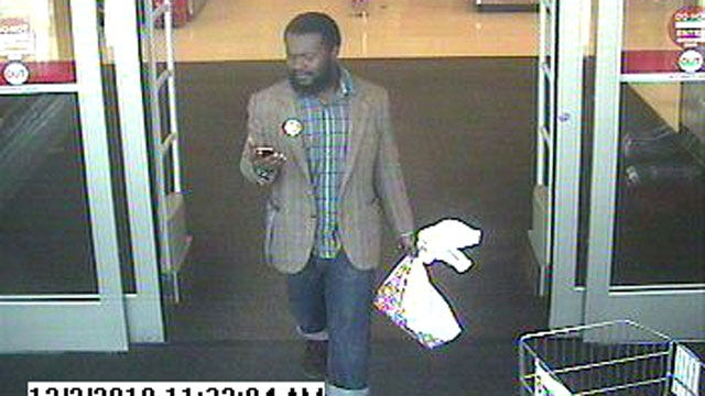 OKC Police Release Photo Of Suspect In Credit Card Theft