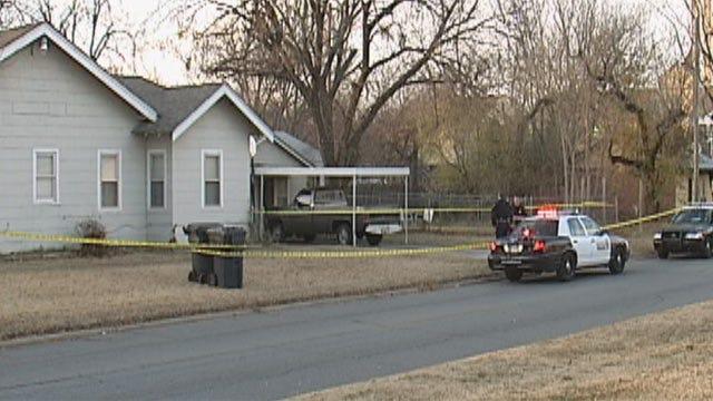 Police Investigate Homicide In Northwest OKC