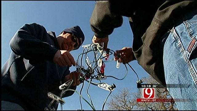 EMSA Medics Rescue Family's Christmas Spirit