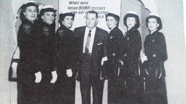 Oklahoma's First Female Police Officers Honored