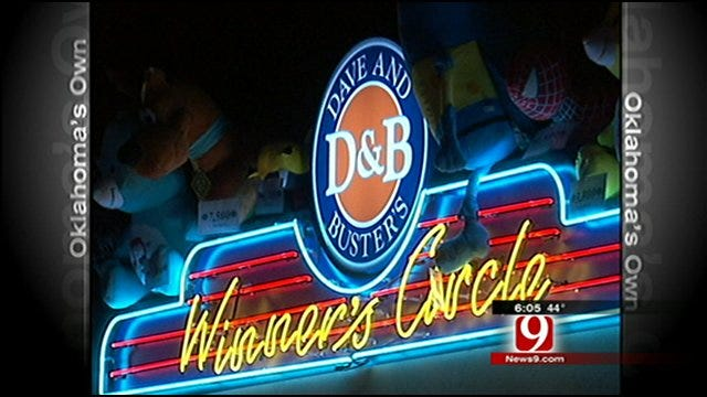 Dave And Buster's To Open In Oklahoma City