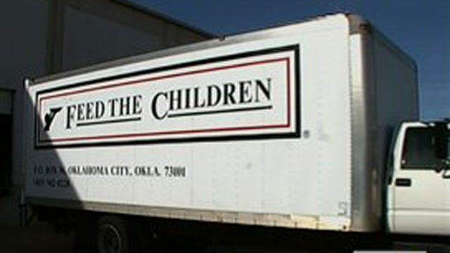 Feed The Children Names Interim President