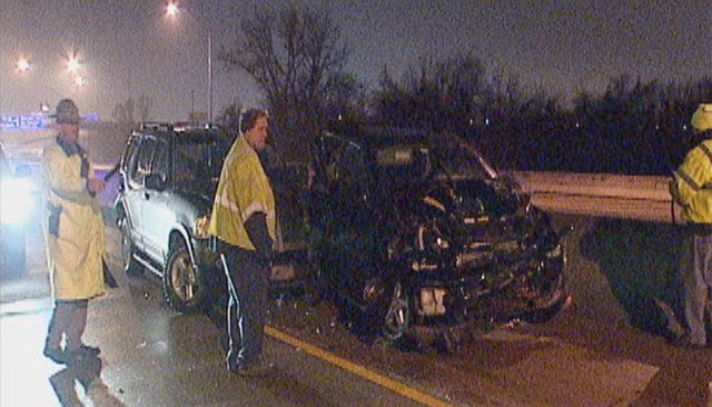 Good Samaritan Killed In Crash Along I-35