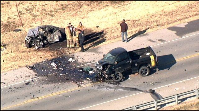 OHP: 2 Killed, 2 Injured In Serious Crash Near Blanchard