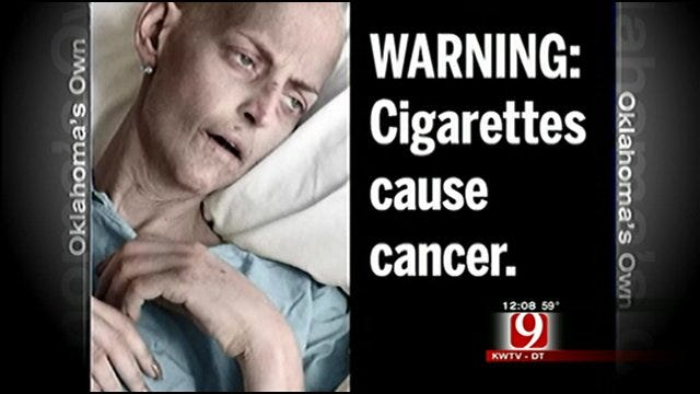 FDA Hopes to Curb Smokers With Graphic Ad Campaign