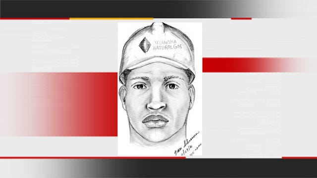 Sketch Of Armed Robber Posing As ONG Worker Released