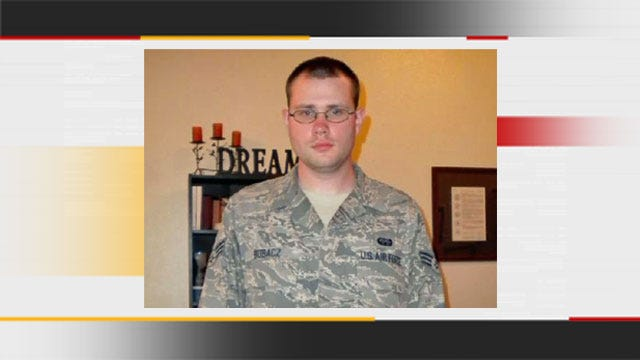 Memorial Service To Be Held At Altus Air Force Base for Staff Sgt.