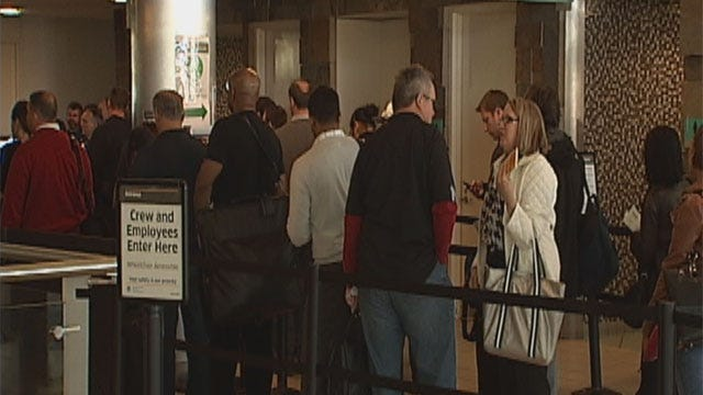 Friday Busiest Travel Day Of Year At Will Rogers Airport